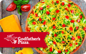 Godfather's Pizza Gift Card